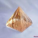 goldene Pyramide